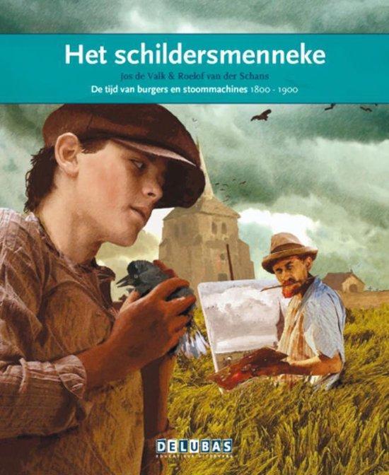 Terugblikken leesboeken 33 - Het schildersmenneke - J. de Valk |