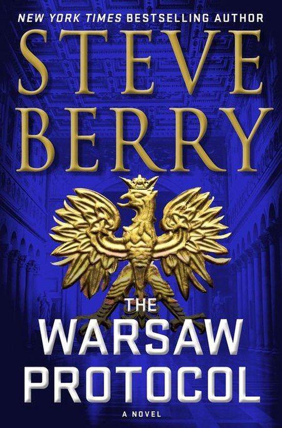 Boek cover The Warsaw Protocol van Steve Berry (Onbekend)