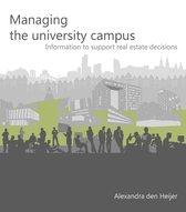 Managing the University Campus