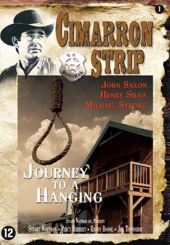 Cover van de film 'Cimarron Strip - Journey To A Hanging'