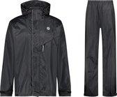 AGU Passat Regenpak Essential - Zwart - L
