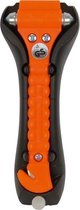 Premium Veiligheidshamer - Lifehammer Classic - Noodhamer - Oranje