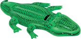 Intex Krokodil Ride-On - 168 x 86 cm - Opblaasfiguur