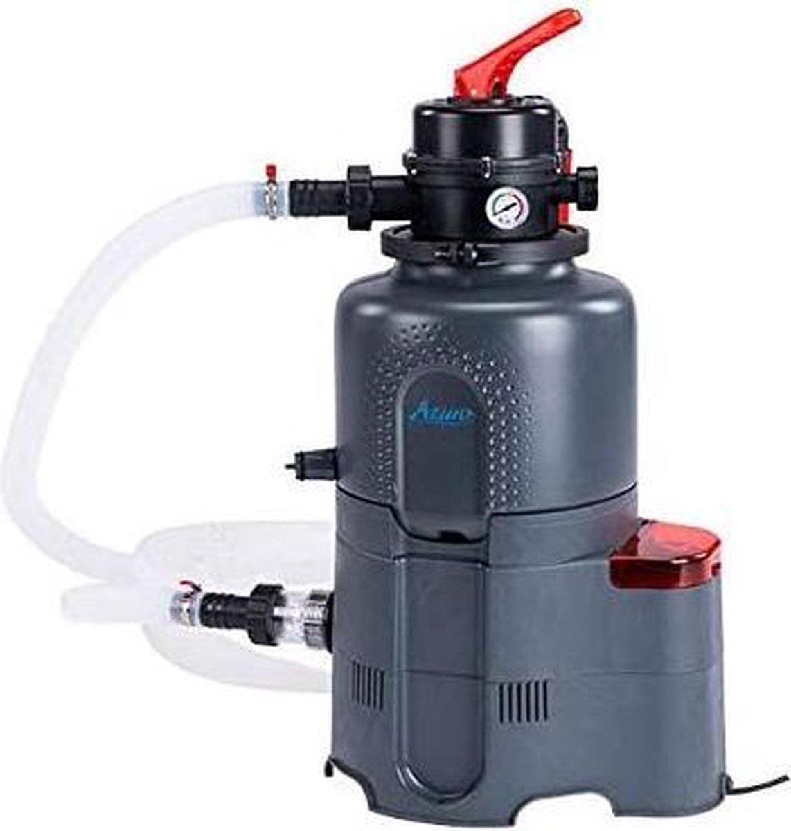 zwembad filter -azuro zandfilter monoblock 4 m³ / h - (WK 02123)