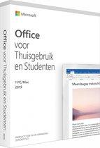 Microsoft Home & Student 2019 - Nederlands - E