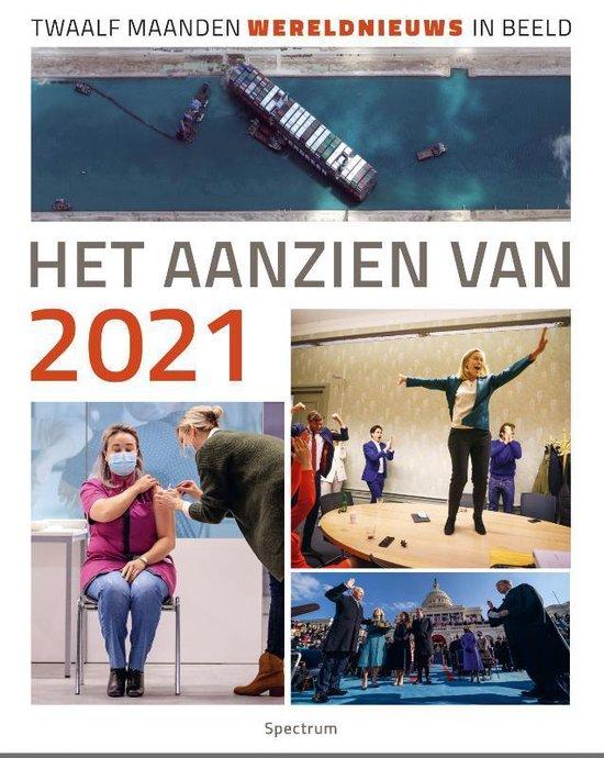 Boek cover Het aanzien van  -   Het aanzien van 2021 van Han van Bree (Hardcover)