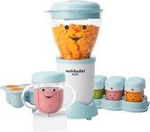 NutriBullet Baby Bullet - Blender voor babyvoeding - Blauw