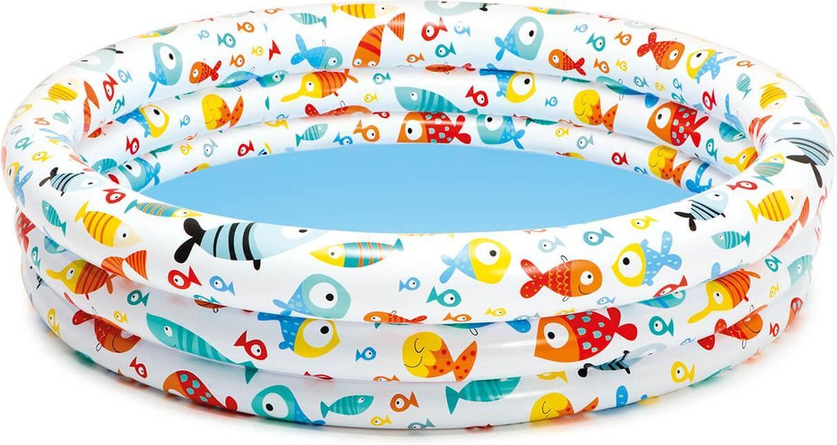 Fishbowl Pool