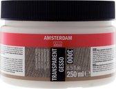 Gesso - 000 - Transparant - Amsterdam - 250ml
