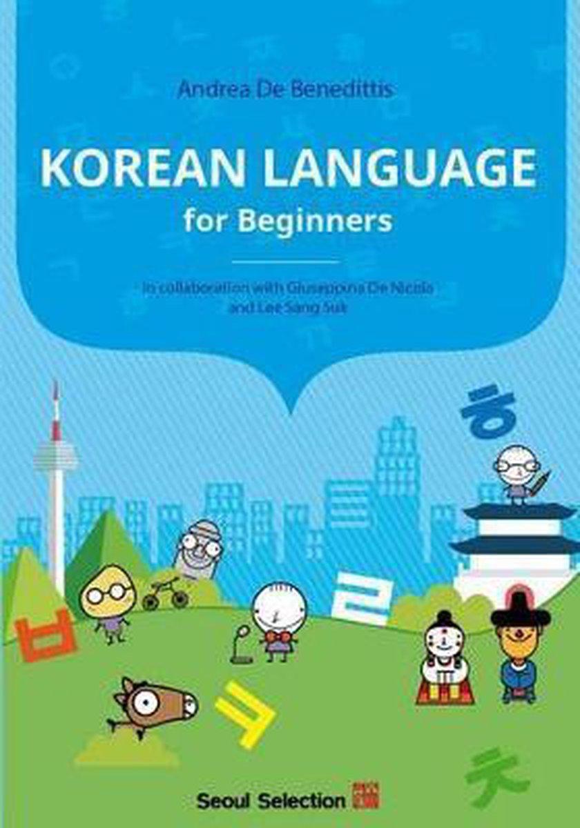 Korean Language for Beginners - Andrea de Benedittis