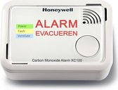 Honeywell XC-100 Koolmonoxidemelder - Geeft geluid én licht alarm
