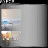 Let op type!! 50 stuks 0 26 mm 9H 2.5D getemperd glas Film voor HTC Desire 830