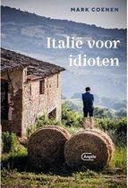 Boek cover Italië voor idioten van Mark Coenen
