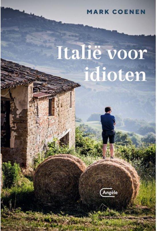 Boek cover Italië voor idioten van Mark Coenen (Paperback)