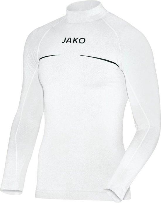 Jako Comfort Shirt LM - Thermoshort  - wit - 2XL