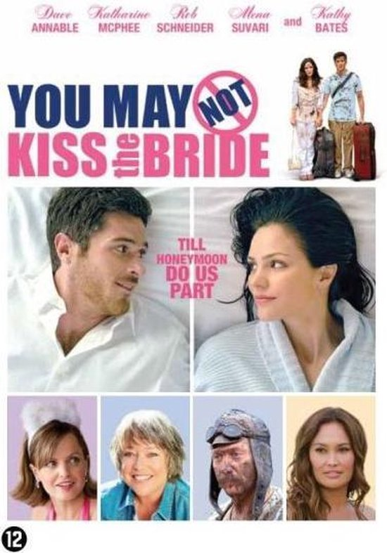 Cover van de film 'You May Not Kiss The..'