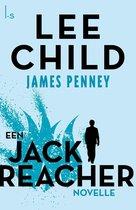 Omslag Jack Reacher - James Penney