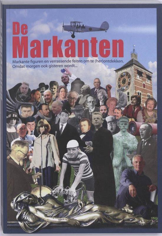 Cover van het boek 'De Markanten'