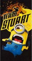 Minions Team Stuart - Strandlaken - 75 x 150 cm - Multi