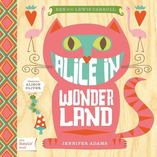BabyLit - Alice in Wonderland - Jennifer Adams |
