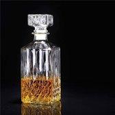 Sitna Whiskey karaf - 0.9L - Glas