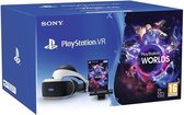 Sony PlayStation VR + PlayStation Camera + PlayStation VR Worlds - PS4