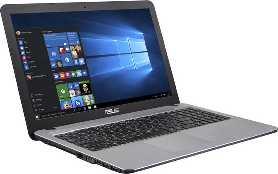 ASUS A540MA-DM783T Zilver Notebook 39,6 cm (15.6'') 1920 x 1080 Pixels Intel® Celeron® N 4 GB LPDDR4-SDRAM 128 GB SSD Windows 10 Home