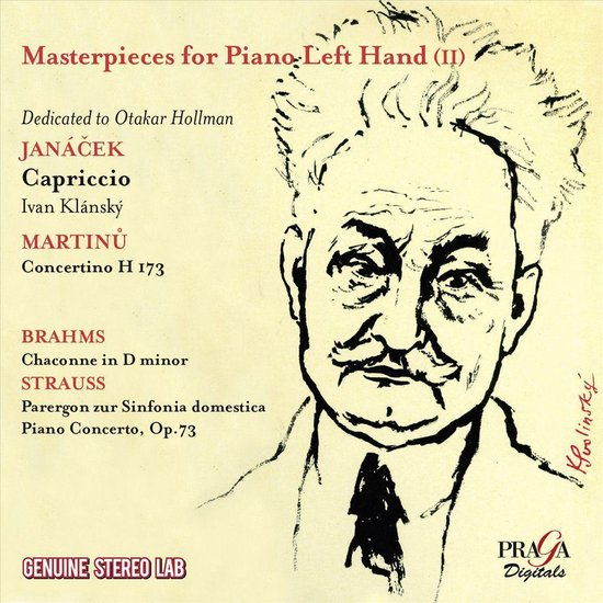 Masterpieces For Piano Left Hand 2