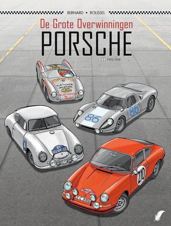 De grote overwinningen: Porsche - Bernard pdf epub