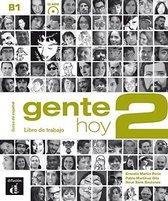 Gente hoy 02. Libro de trabajo + Audio-CD (MP3)