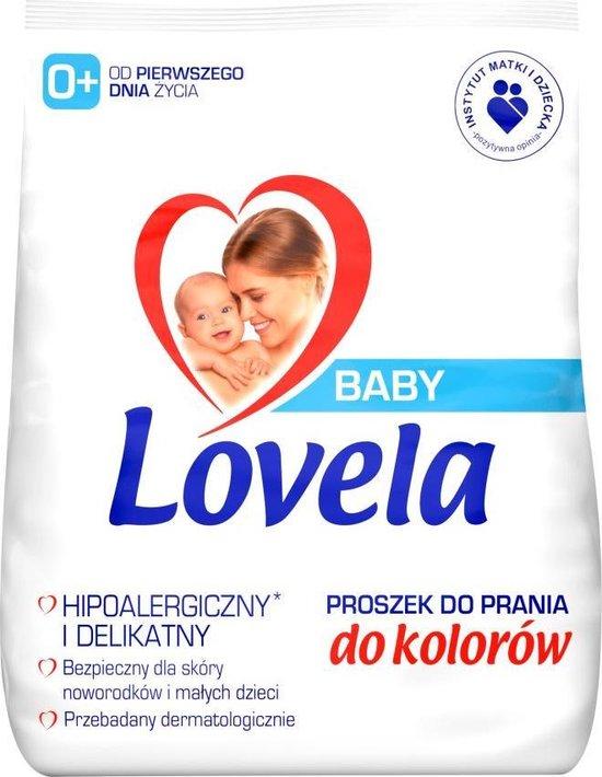 Baby hypoallergeen babypoeder voor baby- en kinderkleding voor kleuren 1,3kg