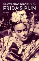 Boek cover Fridas pijn van Slavenka Drakulic (Onbekend)