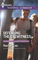 Omslag Defending the Eyewitness
