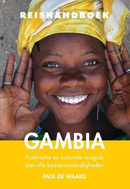 Reishandboek Gambia