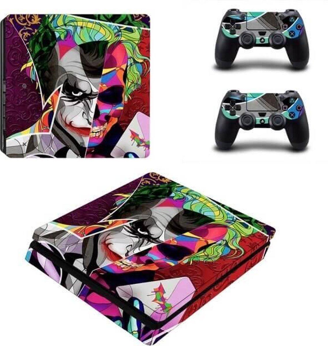 Colourful Batman - PS4 Pro skin kopen