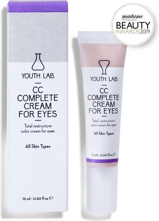 YOUTH LAB. CC Complete Cream for Eyes oogcrème 15 ml