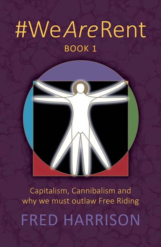 Boek cover #WeAreRent Book 1 van Fred Harrison (Onbekend)