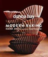 Boek cover Modern baking van Donna Hay (Hardcover)