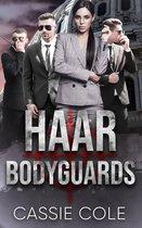 Haar bodyguards