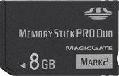 MARK2 8 GB snelle Memory Stick Pro Duo (100% werkelijke capaciteit)