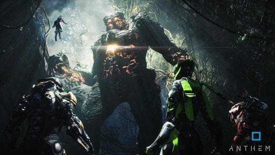 Anthem - Xbox One - Electronic Arts