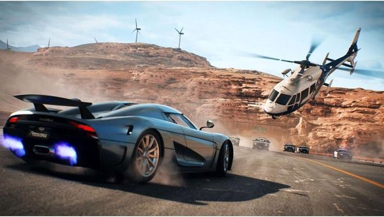 Need for Speed Payback - PS4 - Electronic Arts