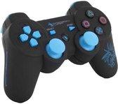 Dragon War Wireless PlayStation 3 Dragon Shock Bluetooth Controller - Zwart - PS3