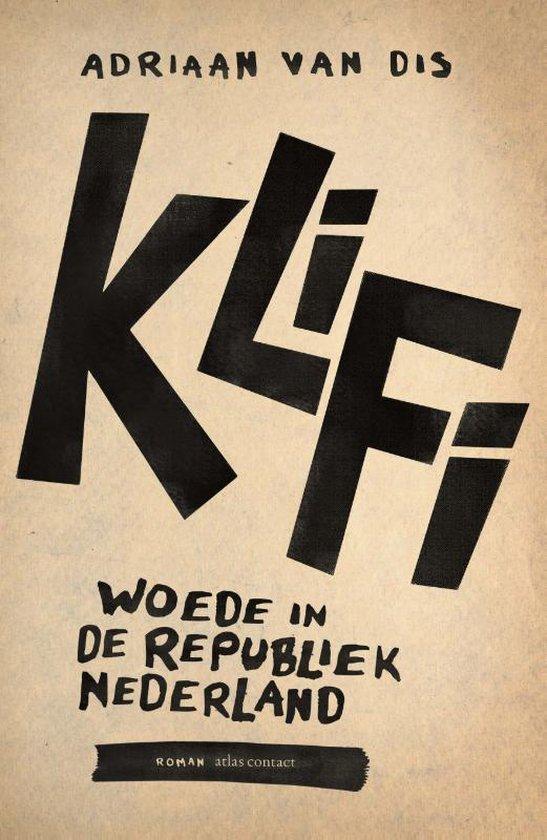 Boek cover KliFi van Adriaan van Dis (Paperback)
