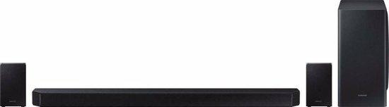 Samsung HW-Q950T - Soundbar met subwoofer en achterspeakers - Zwart