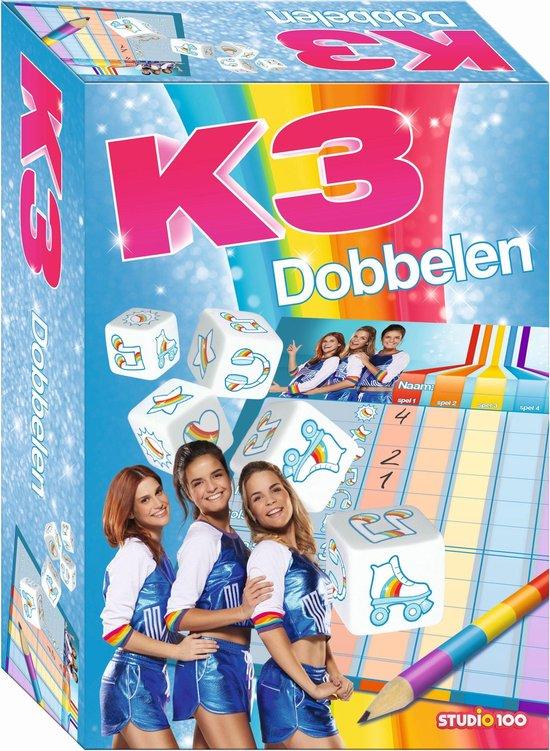 K3 Rollerdisco dobbel spel