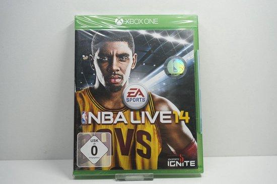 NBA Live 14 ENG/DE NEW