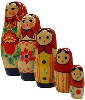 Simply for kids - Matroesjka - 5 delig - klein