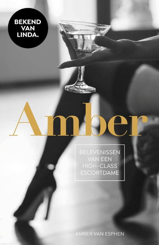 Boek cover Amber van Amber van Esphen (Paperback)