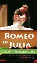 E-boek in makkelijke taal - Romeo en Julia